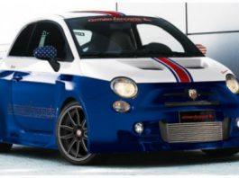 Romeo Ferraris Cinquone Stradale USA Tribute for SEMA 2012