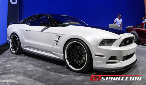 SEMA 2012 Ford Mustang GT DSO Eyeware Edition