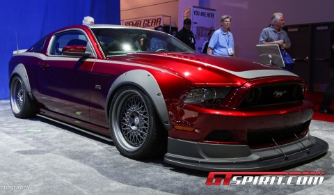 SEMA 2012 Ford Mustang GT Mothers Edition