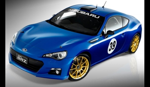 Subaru BRZ Racer by Possum Bourne Motorsport