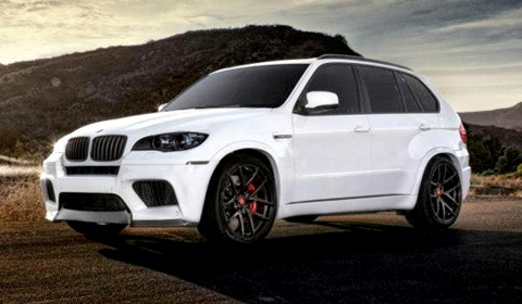 Supreme Power BMW X5M