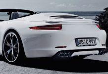 TechArt Sports Exhaust for Porsche 991