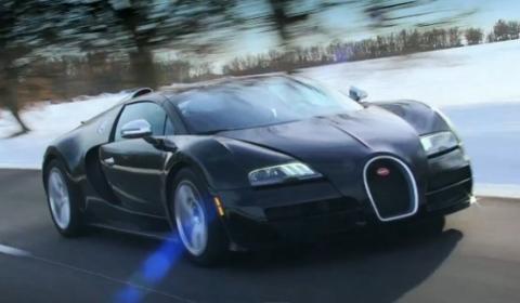Video Bugatti Veyron Grand Sport Vitesse Promo Film