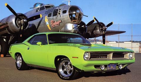 1970 AAR 'Cuda