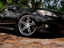 2011 Lexus IS-F by K3 Projekt Wheels