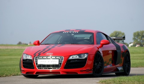 Tuned Audi R8 V10 Coupe By Mtm Gtspirit