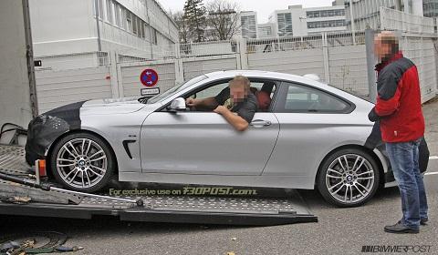 2014 BMW 4-Series Breaks Cover