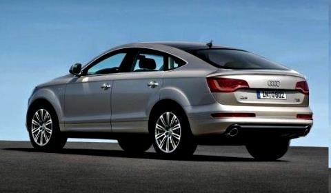 2016 Audi Q8 Crossover Rendered - GTspirit