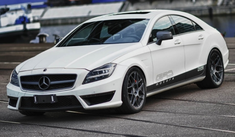 Official 800hp Mercedes Benz Cls 63 Amg By Gad Motors