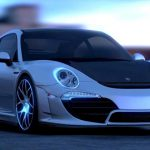 Anibal Automotive Design Porsche Attack