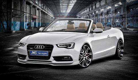 Audi A5 Cabriolet by JMS Tuning