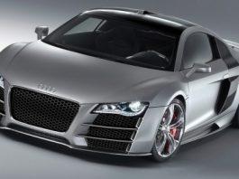 Audi Plans R10 Diesel Supercar