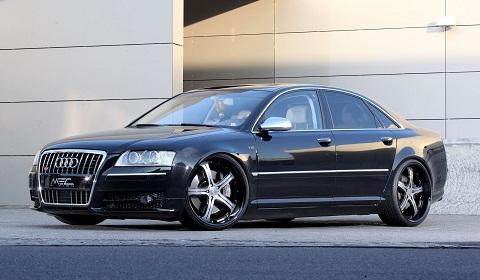 Audi S8 by Unicate