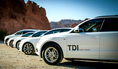 Audi to introduce four new TDI clean diesel models to the U.S. Market