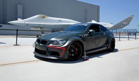 BMW M3 VF620 by VF Engineering