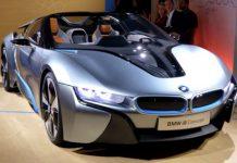BMW i8 Concept Roadster