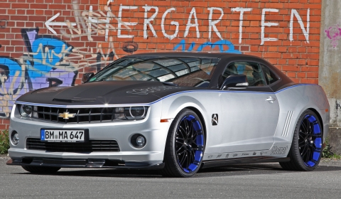 Chevrolet Camaro by Audio Specialist Magnat