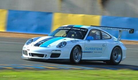 Curbstone Le Mans Porsche GT3 Cup