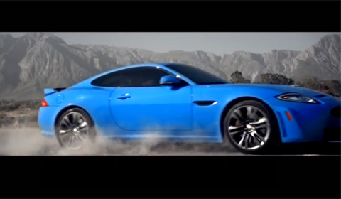 Video: Iron Maiden Drummer's Bespoke Jaguar XKR-S - GTspirit