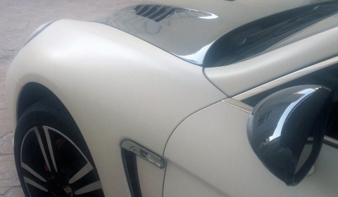 DMC Panamera Tempe Spotted in Qatar
