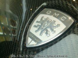DMC Shows Second Teaser New Package for Lamborghini Aventador