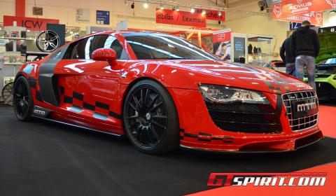 Essen 2012 MTM Audi R8 V10 Coupe