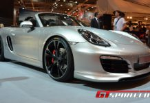 Essen 2012 Porsche 981 Boxster S by TechArt