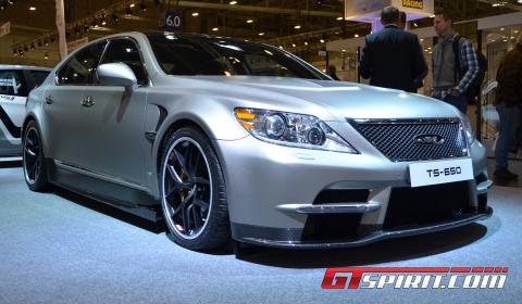 Essen 2012 TMG Sport 650 Concept