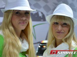 Essen Motor Show 2012 Girls Part 2