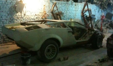 For Sale Lamborghini Countach Replica In Pakistan Gtspirit
