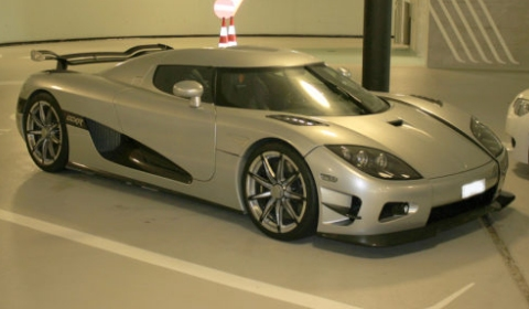 Koenigsegg Trevita Left Untouched for Weeks in Public Garage