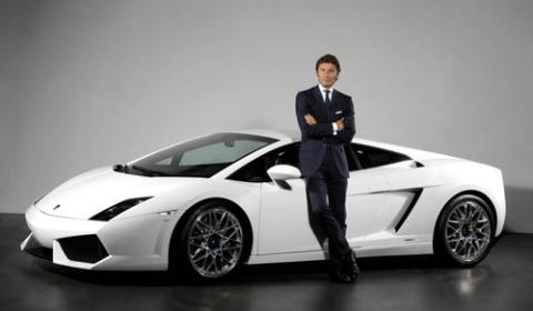 Lamborghini CEO