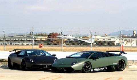 Lamborghini Murcielargo T-02 by LB Performance