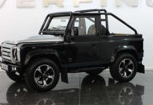 Land Rover Defender 90 SVX by Overfinch