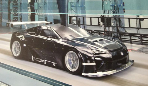 Lexus LFA GTE Race Car