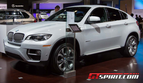 Los Angeles 2012 BMW Individual X6 Performance Edition