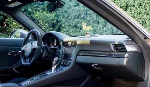 Porsche 991 Carrera S Exclusive Interior by MAcarbon