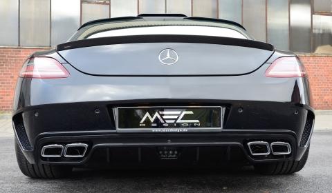 MEC Design Black Series Styling for Mercedes-Benz SLS AMG
