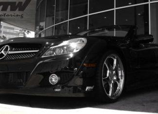 Mercedes-Benz SL 550 Black II by RTW Motoring