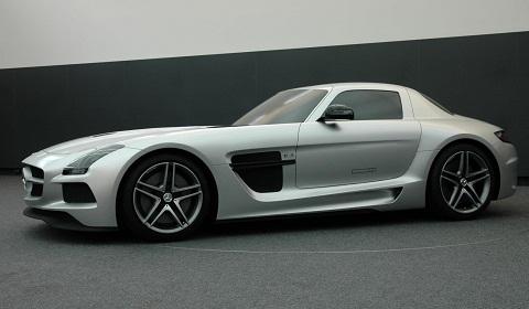 Mercedes-Benz SLS AMG Black Series Design Process