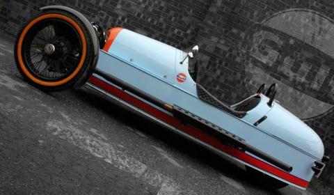 Morgan 3 Wheeler Gulf Edition Limited to 100