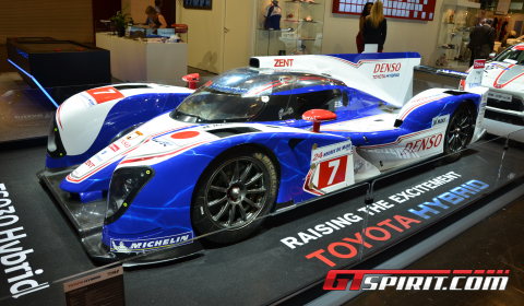 Motorsports at Essen Motor Show 2012