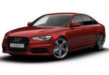 Official Audi A6 Black Edition