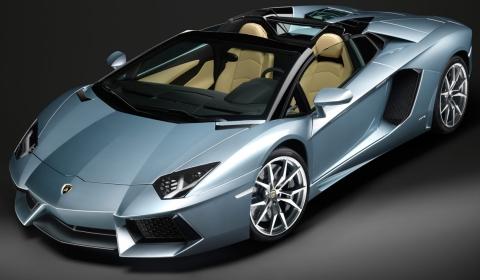 Official Lamborghini Aventador LP700-4 Roadster