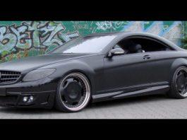 Official Mercedes-Benz W216 CL Class by MEC Design