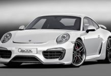 Official Porsche 991 Aero Kit by Caractere Exclusive