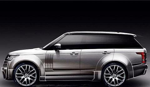 Onxy Concept 2013 Range Rover