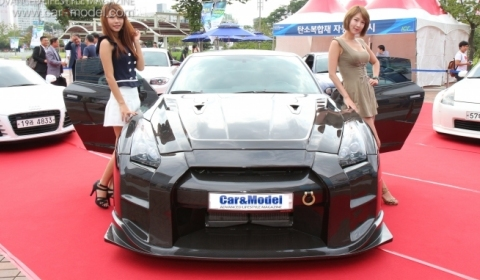 Overkill Chinese Full Carbon Widebody Nissan GT-R