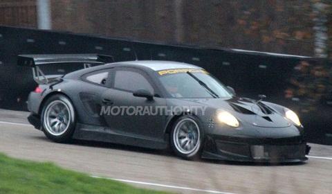 Porsche 991 GT3 RSR