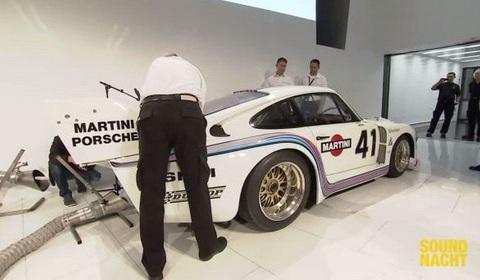 Porsche Sound Night 2012